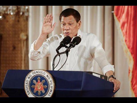 (3) El presidente de Filipinas, Rodrigo Duterte, desaconseja el uso del preservativo porque «no es placentero» - Noticias gays en Universo Gay