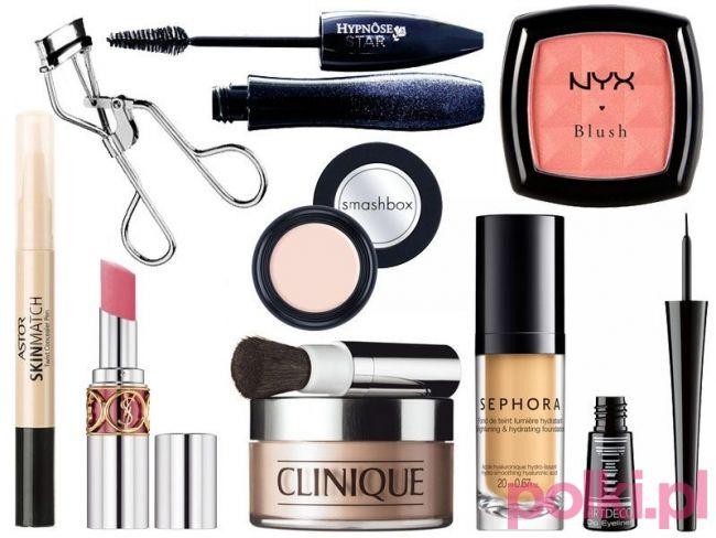 Wiosenny makijaż Agnieszki Więdłochy - #makeup #polkipl