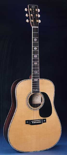 Dan Fogelberg Model Martin Guitar. This looks so nice. My fingers want to play this thing like so bad.