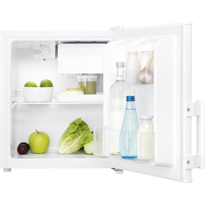 Photo Réfrigérateur Electrolux Top ERB5002AOW version 42 litres  (H X L X P en cm) : 51 x 43.9 x 53.2