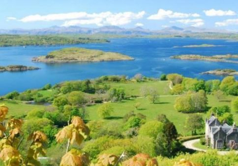 Lunga Estate, Craobh Haven, Lochgilphead, Argyll, The Highlands, Scotland. Holiday. Travel. Accommodation. Self Catering. Dog Friendly. Pet Friendly. https://www.theholidaycottages.co.uk/.