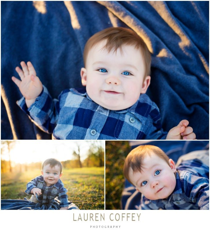 Lauren Coffey Photography, LLC | Hartselle and Decatur Alabama Photographer outdoor baby pictures, sunset baby pictures, sunset family pictures, family pictures, outdoor family pictures, roll tide baby, alabama roll tide, 9 month pictures, 9 month picture ideas