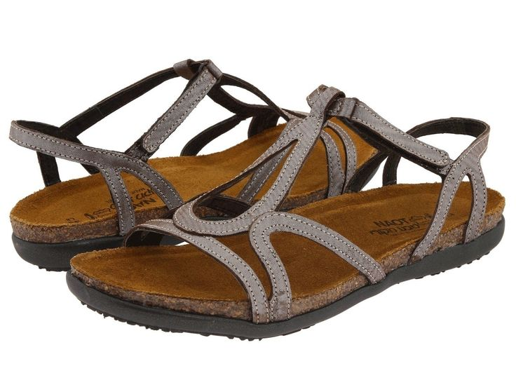 Strappy Leather Casual 10 Sandals & Flip Flops for Women