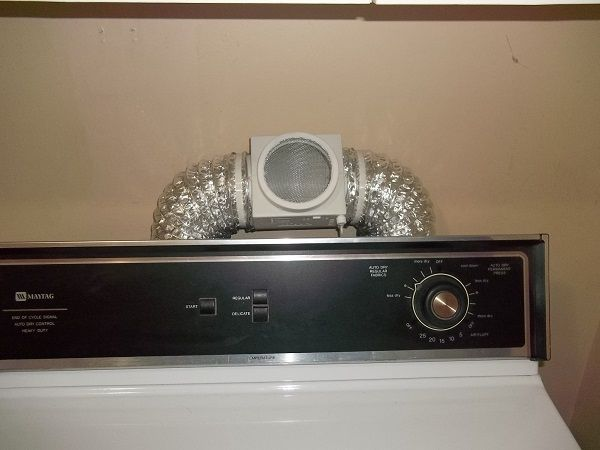 Dryer Heat Keeper: Pump the Heat Back into Your House, Save Money on Bills!  I do believe there has been a question concerning allergy problems because of lint and mold problems.