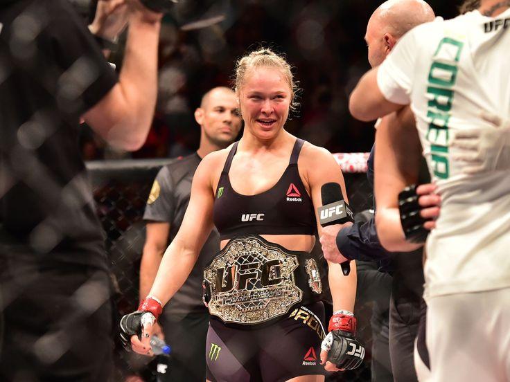 UFC 190: Ronda Rousey vs. Bethe Correia