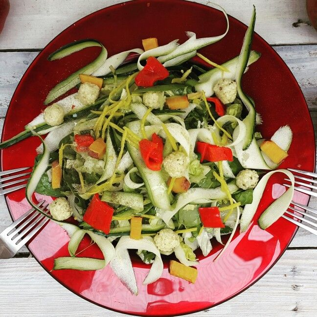 #summer #salad #diet