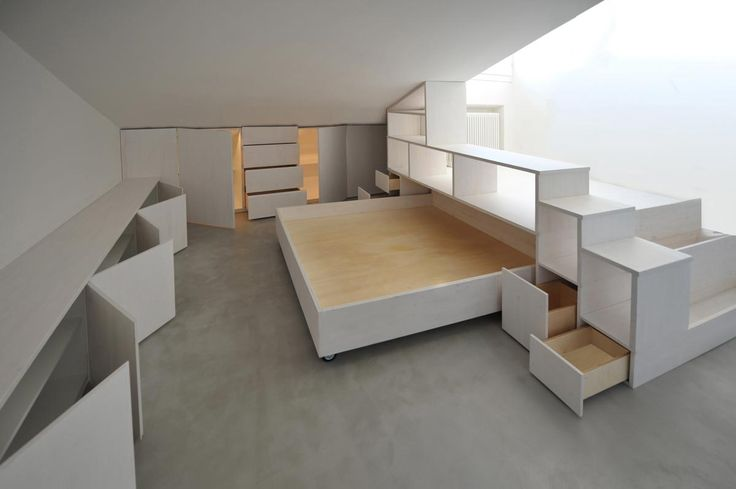 THE STUDIO FLAT 24 sq mt by Michele Gambato Architetto - mgark-