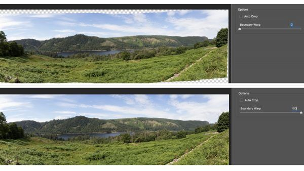 Taking panoramas is a great way to capture a landscape but what you might find happens is that when you stick the images together you're left with a choice, Content Aware Fill empty pixels or Crop within the image and loose pixels. That all changed recently with the addition of Boundary Warp. Making a Panorama In […]
