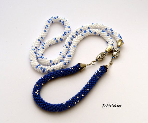 NEW item from my Zen design, bracelet or necklace, as you wish :-) by EvAtelier1