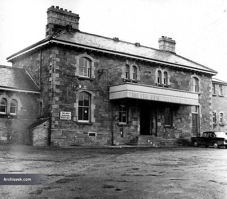 1863 - Railway Station, Omagh, Co. Tyrone