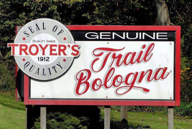 Trail Bologna -Trail, Ohio
