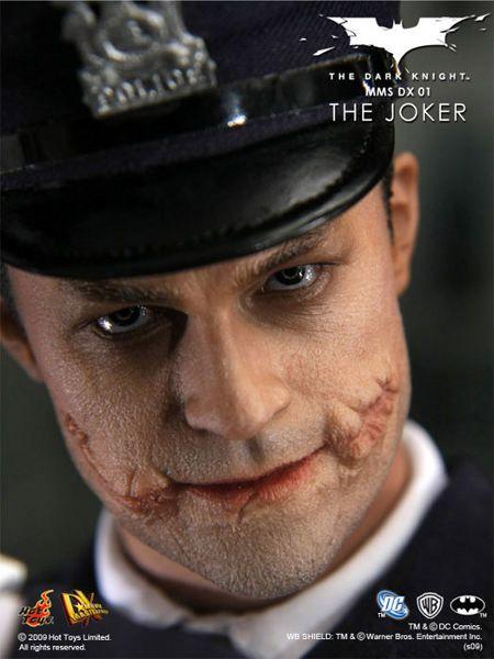 #joker scars