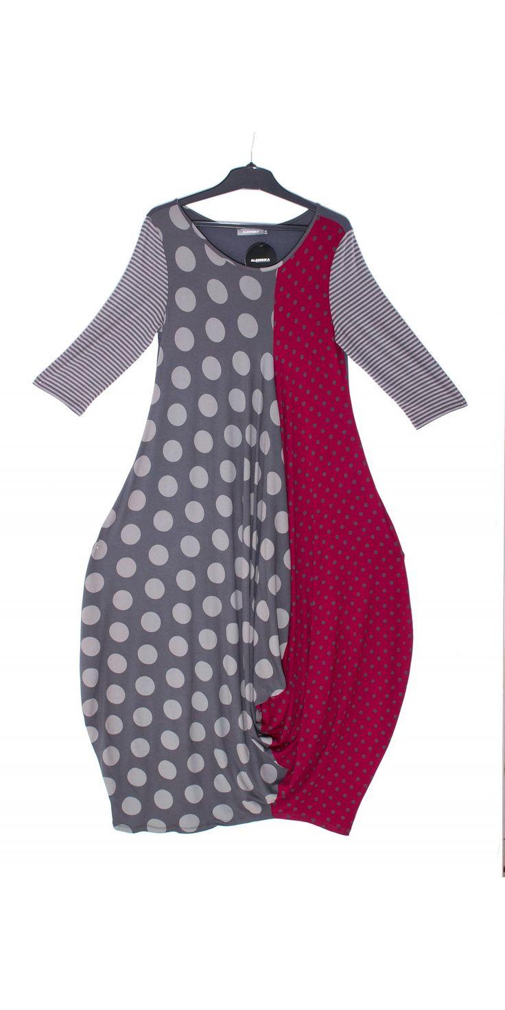 Alembika Multi-Spot Balloon Dress - Alembika from idaretobe.com UK