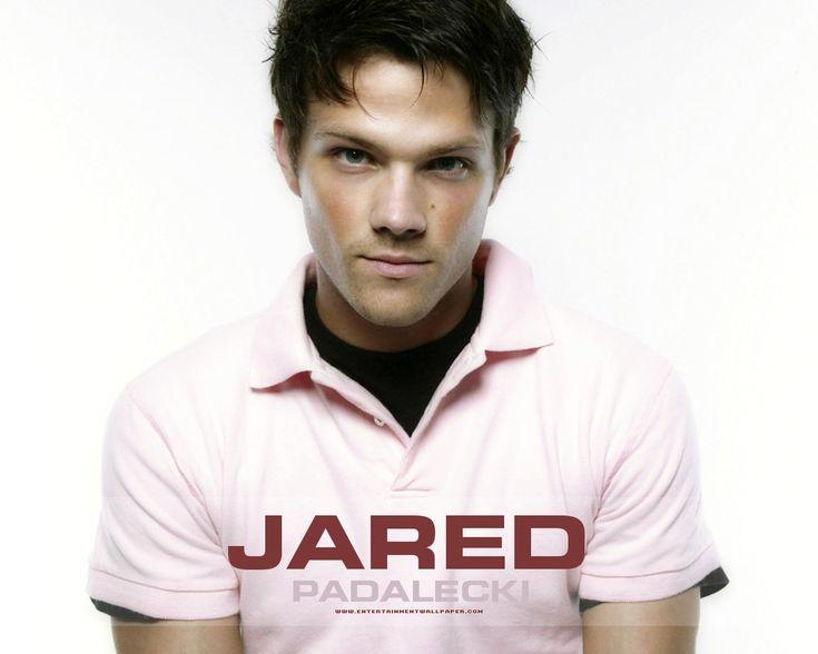 Jared Padalecki - like the short hair