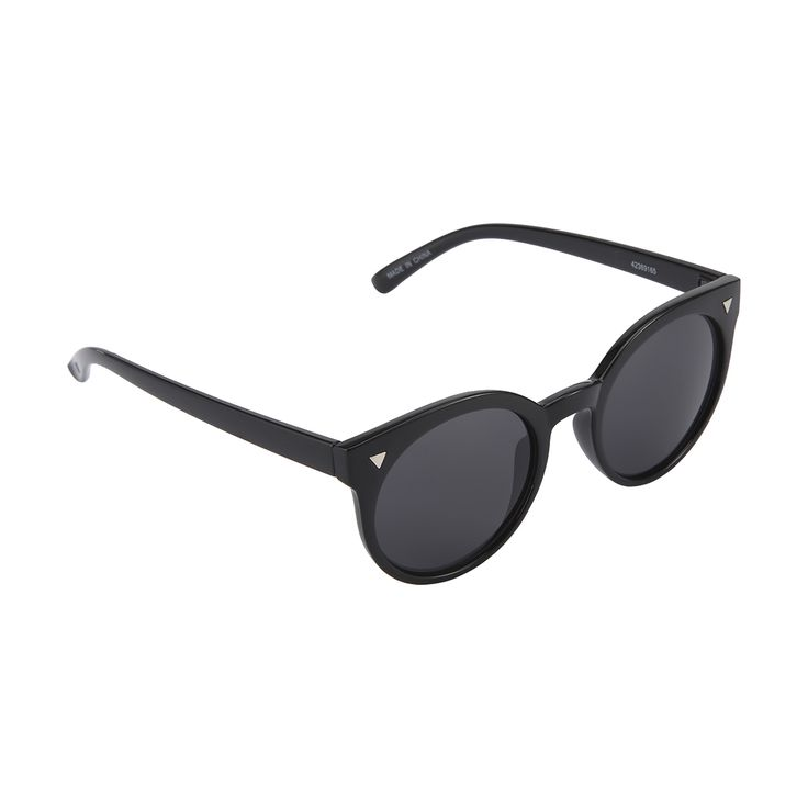 Classic Round Sunglasses   Kmart