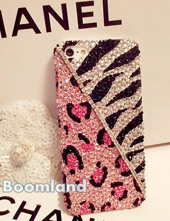 leopard print II phone case iphone 4/4s/5 case by iPhoneCasesStyle