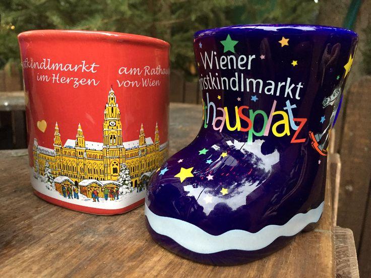 Vienna - Christmas decorations mugs