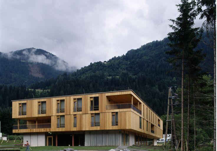 Steinfeld Retirement and Nursing Home « Dietger Wissounig Architekten – Architektur und Städtebau