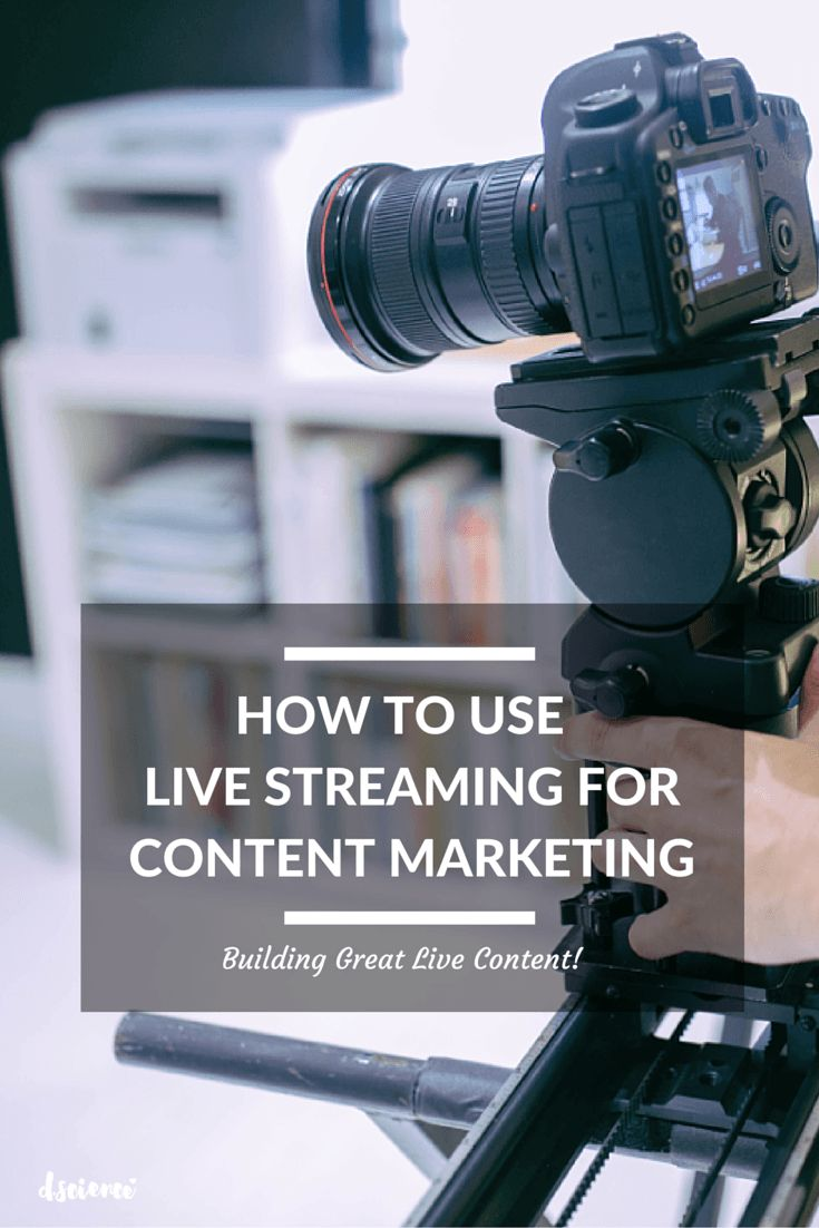 Live Streaming platforms like Meerkat and Periscope are the latest in innovative social media's. They also are amazingly powerful tools in your content marketing toolbox. Learn how to use live streaming for content marketing with Live Streaming influencer @Austiniuliano