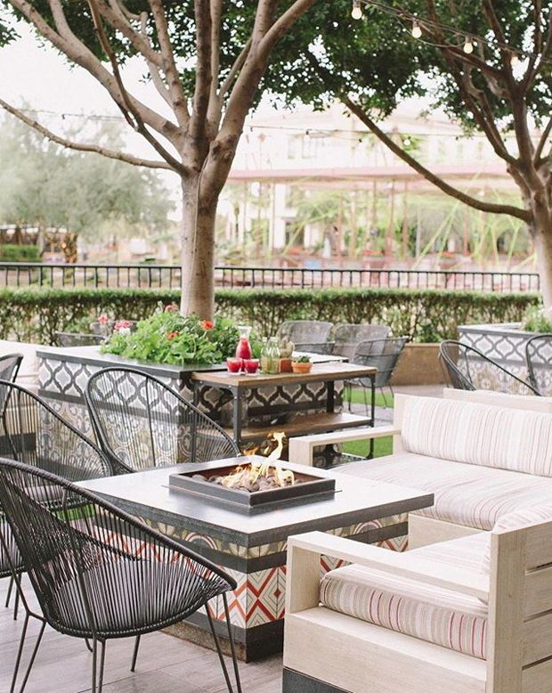 15 Beautiful Restaurant Patios To Inspire Your Own Restaurant
