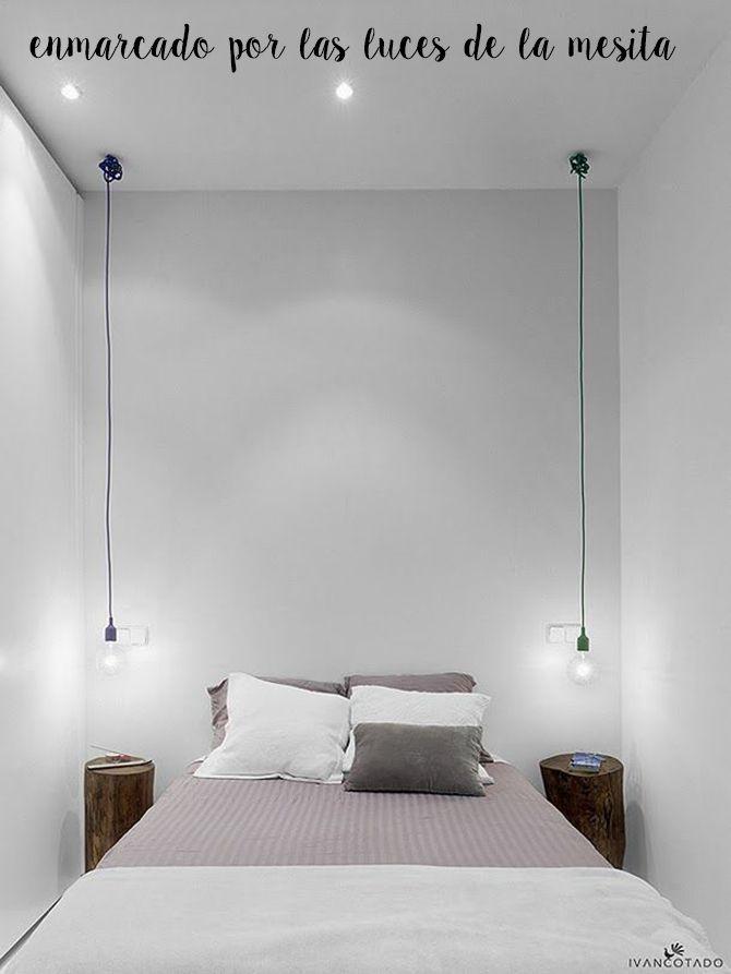 M s de 25 ideas incre bles sobre sin cabecero en pinterest - Dormitorios sin cabecero ...