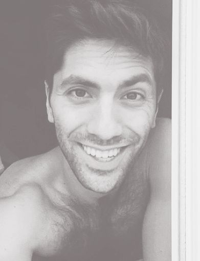 Nev from catfish. His Ora makes me happy. He's intelligent funny and attractive.