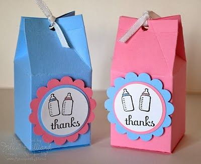 Thank you gift idea for twins