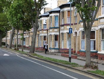 Student Houses around the Hull campus