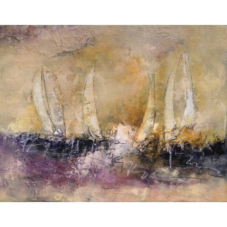 """New :: Lucie St-Jean - """"Whirlwind sails"""""""