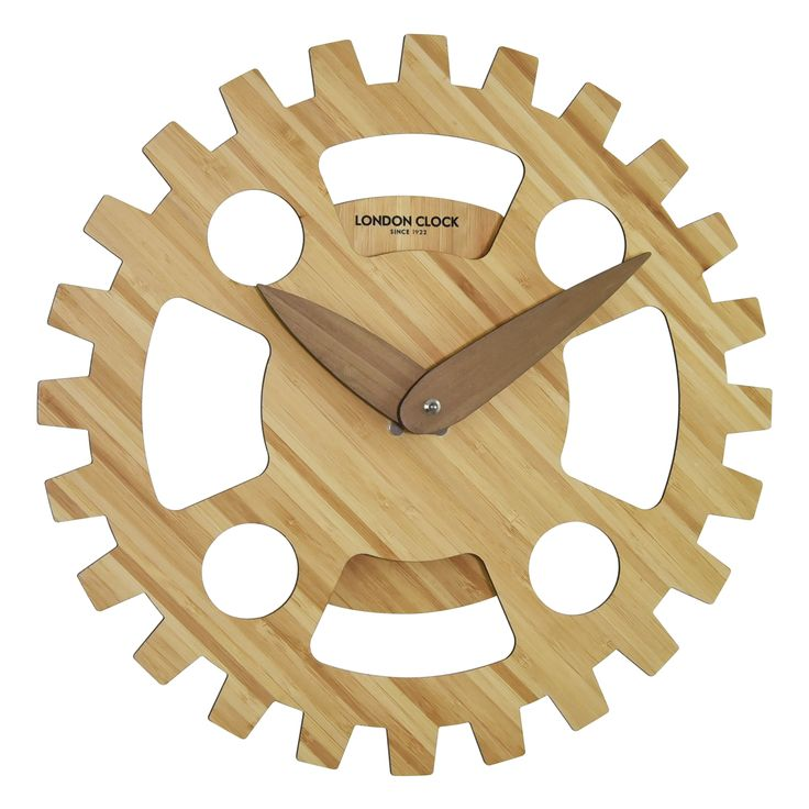 With the emphasis on design, quality and craftsmanship the stunning Wood Cogs Wall Clock at the General Store Furniture Co
