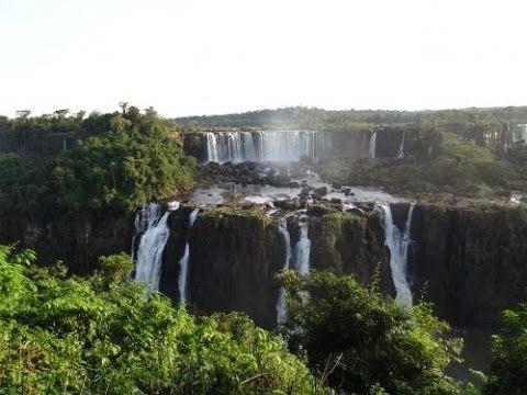БРАЗИЛИЯ / Водопады Игуасу