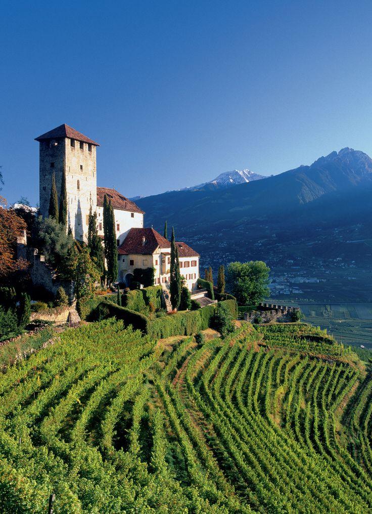 Zuid-Tirol, Merano