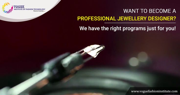 Vogue Institute of Fashion Technology offers Jewellery Design and Diamond grading programs for regular students as well as corporate. Contact us for more information.   For more details about course visit @ https://goo.gl/4YugL1  #VIFT | #DesignCollege | #JewelleryDesigning | #JewelryMaking | #Gemology | #DiamondGrading | #GraduateDiploma