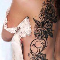 Tatuajes para cubrir estrías