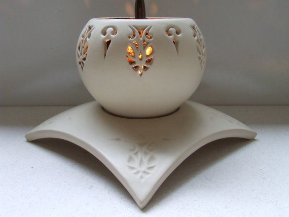 52 best Clay: Candle Holders images on Pinterest | Candle ...