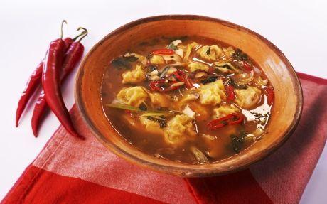 Tacaca (Hot and Sour Soup)