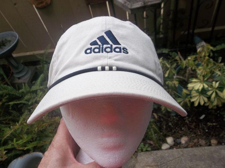 Adidas Golf Cap Adjustable Hat #adidas #GolfCap