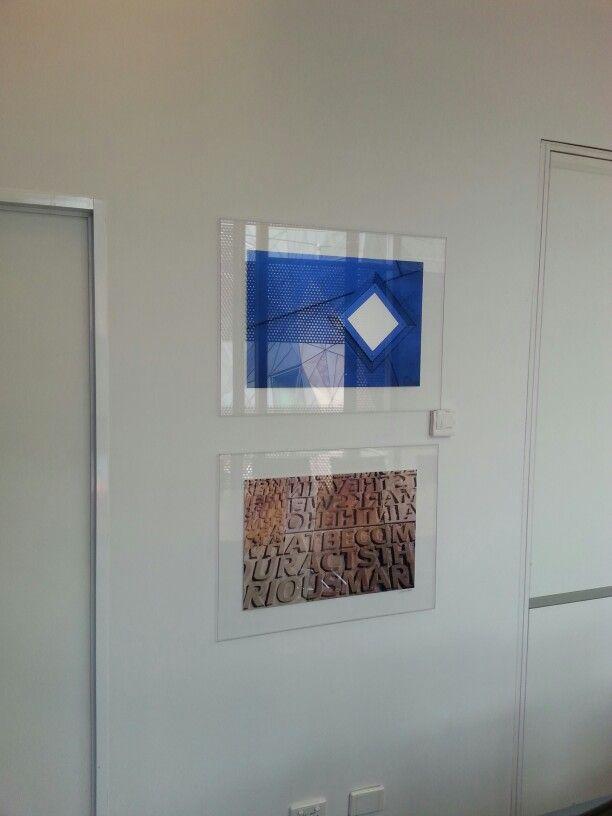 Fed square board room