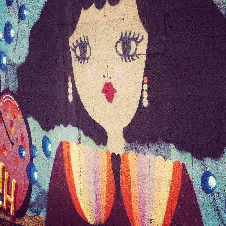 """After all, a Little rainbow"".. * La Fille Bertha  2013"