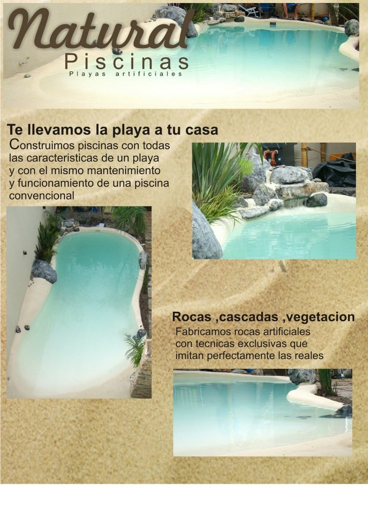 25 best ideas about estilo de caba as de playa en for Construccion de piscinas argentina
