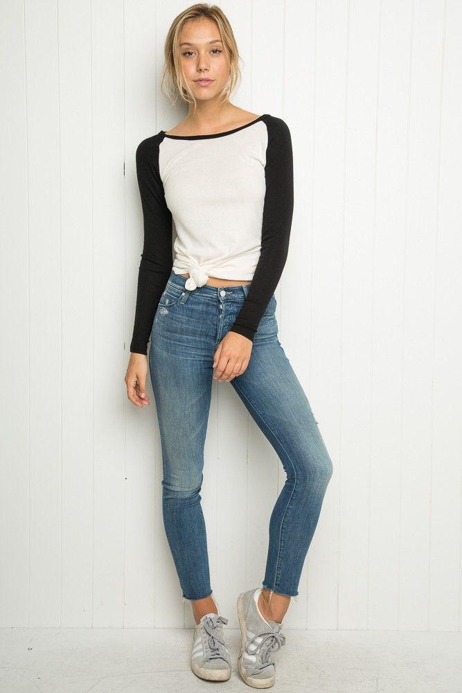 Brandy ♥ Melville | Brooke Top - Clothing