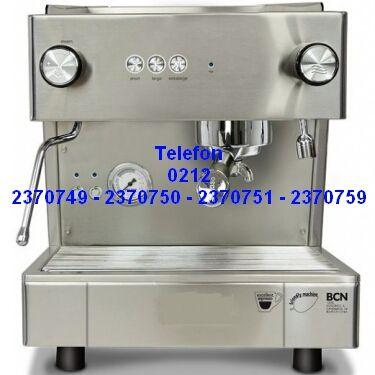 Tek Kaşıklı Espresso Makinası 0212 2370749