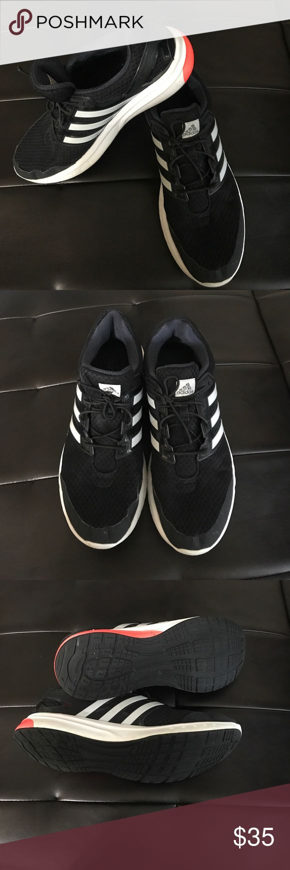 Adidas adiprene + running shoes Gently wear Men's Adidas Adiprene + running shoes size 12 Adidas Shoes Athletic Shoes