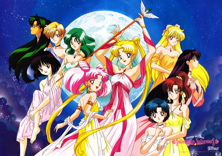 Sailor Moon - Sailor Moon Photo (33437022) - Fanpop fanclubs
