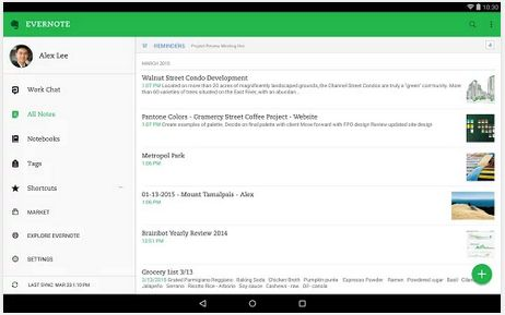 10 Of The Best Android Note Taking Apps for Teachers and Students ~ Educational Technology and Mobile Learning