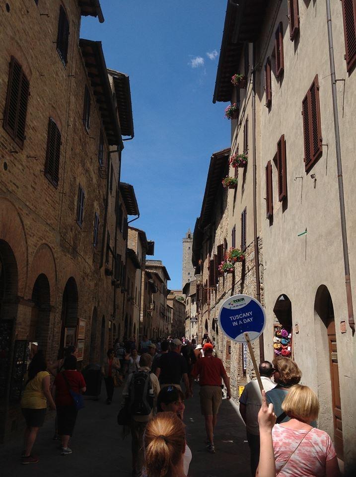 San Gimignano, Toscana 04/06/2013 facebook.com/MyTourTuscanyExperts