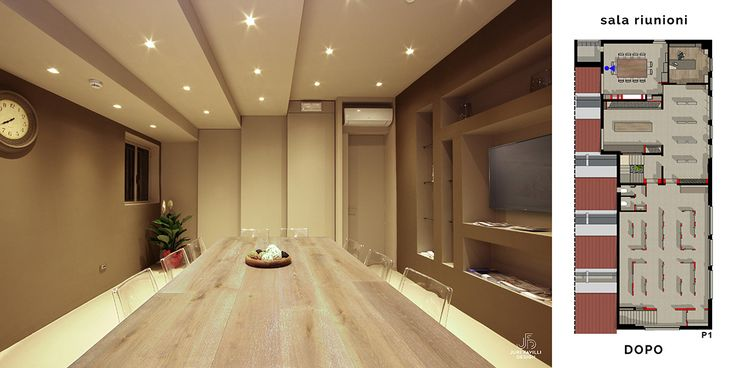 Progetto Negozio Showroom di Design | JFD Architetto Milano Firenze