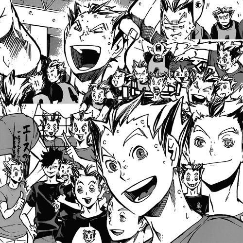 Hey Hey Heeeey Haikyuu Manga Haikyuu Haikyuu Karasuno