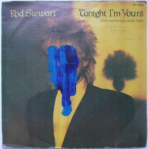 ROD STEWARD1981