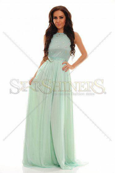 Ana Radu Mystic Turquoise Dress